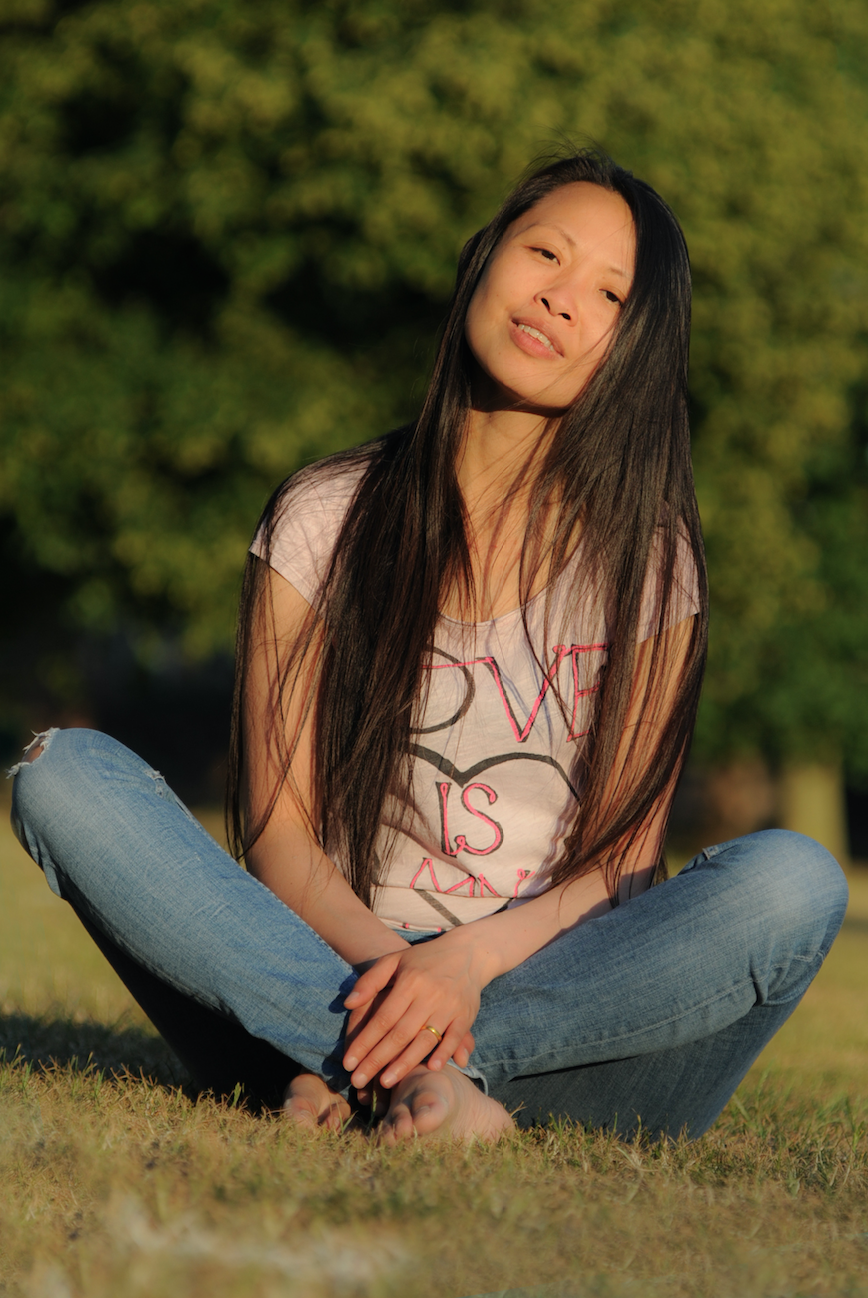 Stephanie Shek - London energy healer