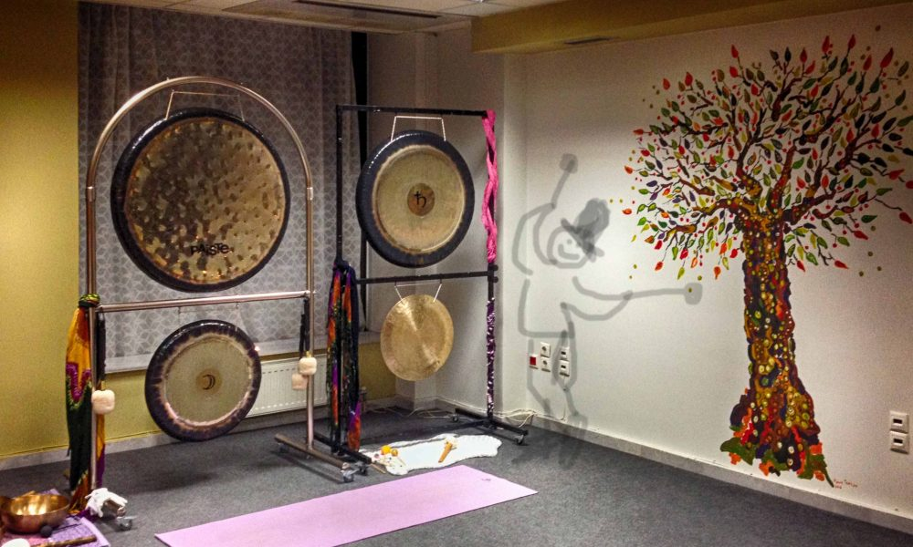 Healing Journey with Gong Sound