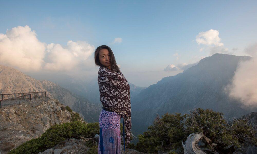 Ashtanga Yoga Retreat on the White Mountains (Crete):  Goodbye Excess Baggage!